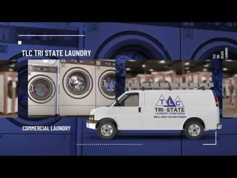 Commercial Laundry Equipment & Parts By TLC Tri-State Laundry Companies