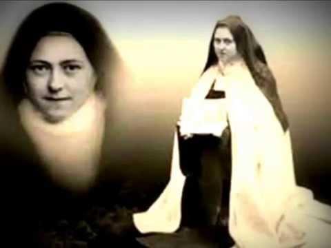 CANCION DE SANTA TERESITA DEL NIÑO JESUS