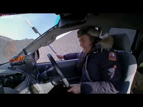 James May Burns Rubber on Volcanic Ash - Top Gear Series 15 Episode 1 - BBC Two