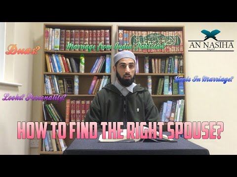 How To Find The Right Spouse   Shaykh Waseem Ahmed   HD
