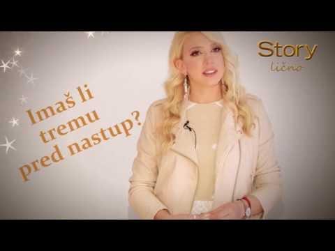 Story lično - Milica Todorović Ja sam najduhovitija pevačica na estradi i pevam kao slavuj
