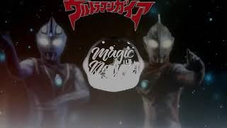 You lovin' me  , Ultraman Gaia song