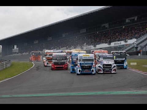 Offizielle Highlights der ETRC 2016 Runde 4 am Nürburgring