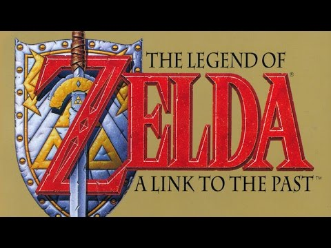 Back in Time : The Legend of Zelda : A Link to the Past (Super Nintendo)