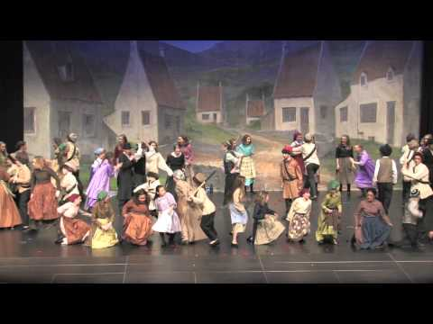 Walker Charter Academy - Fiddler on the Roof 2012  - MOVIE TRAILER