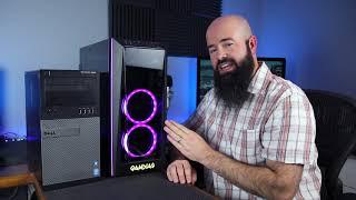 Easy Dell 9020 RGB Case Transplant