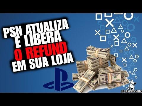 SONY ATUALIZA POLÍTICAS DE REFUND DA PLAYSTATION STORE/ PSN!