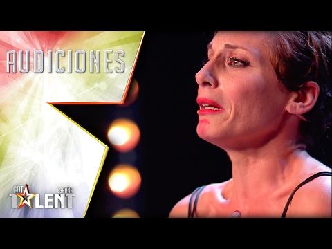 Solange Freyre, la argentina que deslumbra y emociona a España con su talento