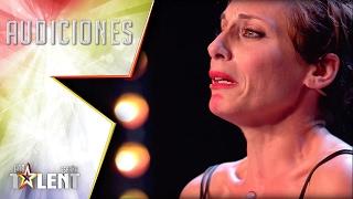 ¡Pase de Oro de Jorge Javier! ¡Impresionante Solange Freyre! | Audiciones 4 | Got Talent España 2017