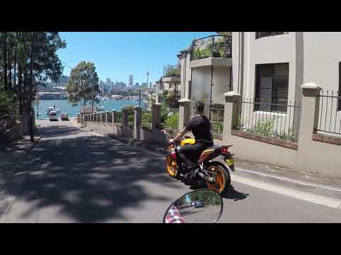 55 - Sydney Paradise