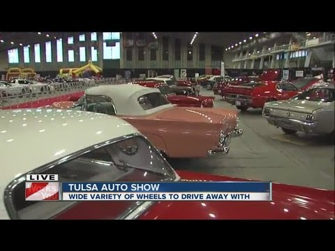 Sunday last day for 2014 Tulsa Auto Show at Expo Square