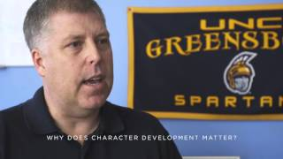 uncg and shift why character building and the nfl