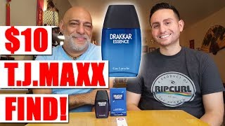 Drakkar Essence by Guy Laroche Fragrance Cologne Review