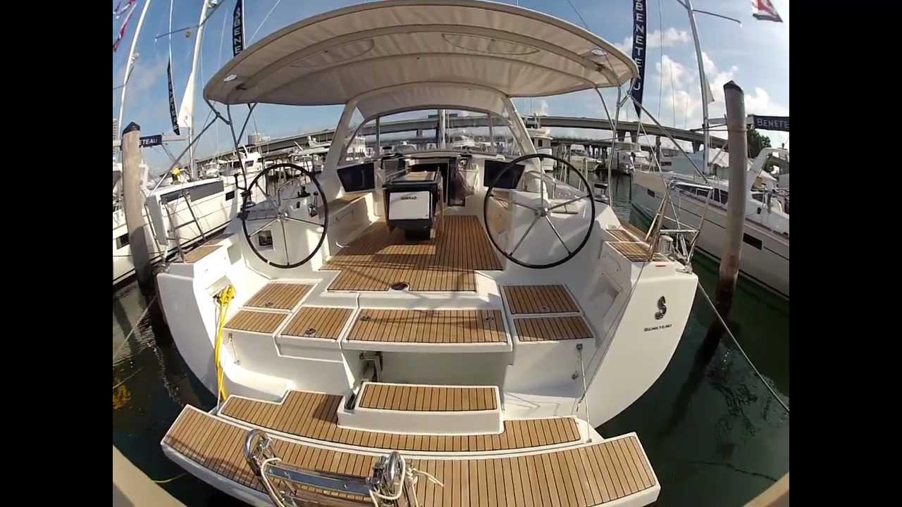 Beneteau Oceanis 45 Video Walkthrough Mov