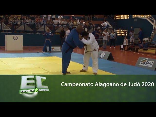 I etapa do Campeonato Alagoano de Judô 2020