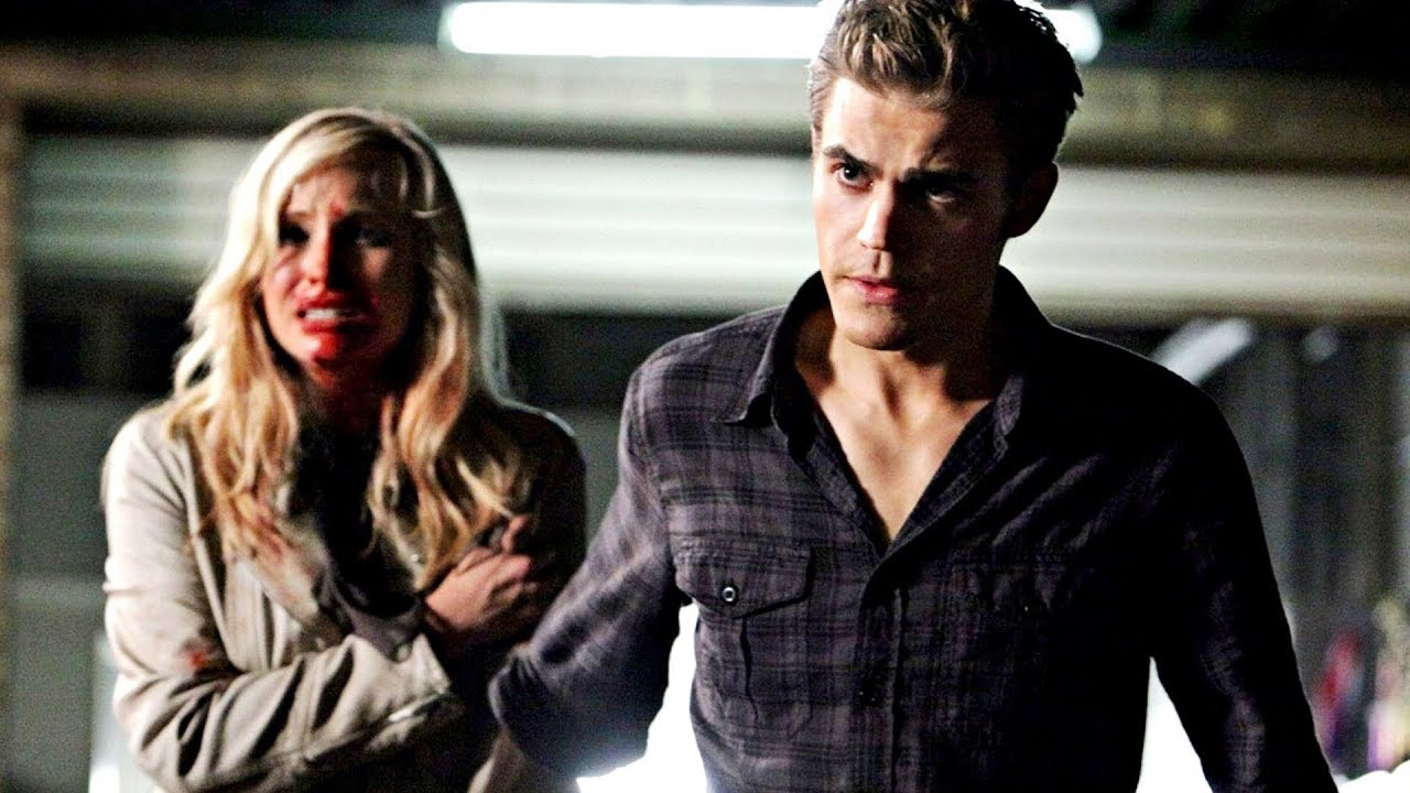 Vampire diaries stefan and caroline hookup
