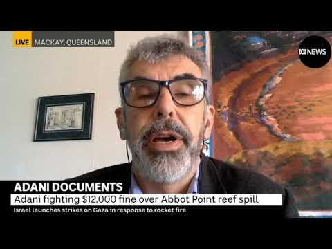 Adani Abbot Point Pollution