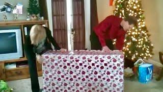 Christmas Pregnancy Announcement 🎉 The Original Balloon Surprise!