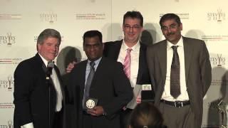 Rhein Brücke IT Consulting gewinnt bei den German Stevie Awards 2015