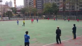 2017主教盃 梨天VS瑪利諾(1)