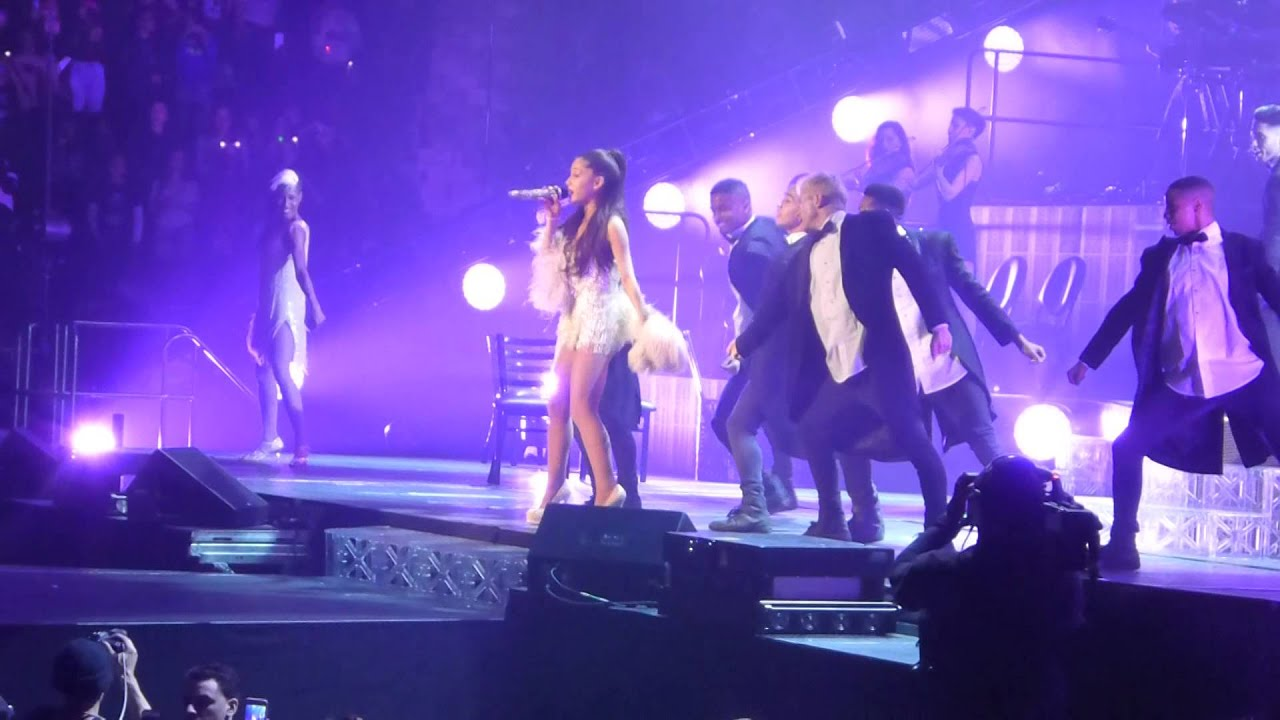 Right There The Way Ariana Grande Madison Square Garden 3 20 15 Youtube
