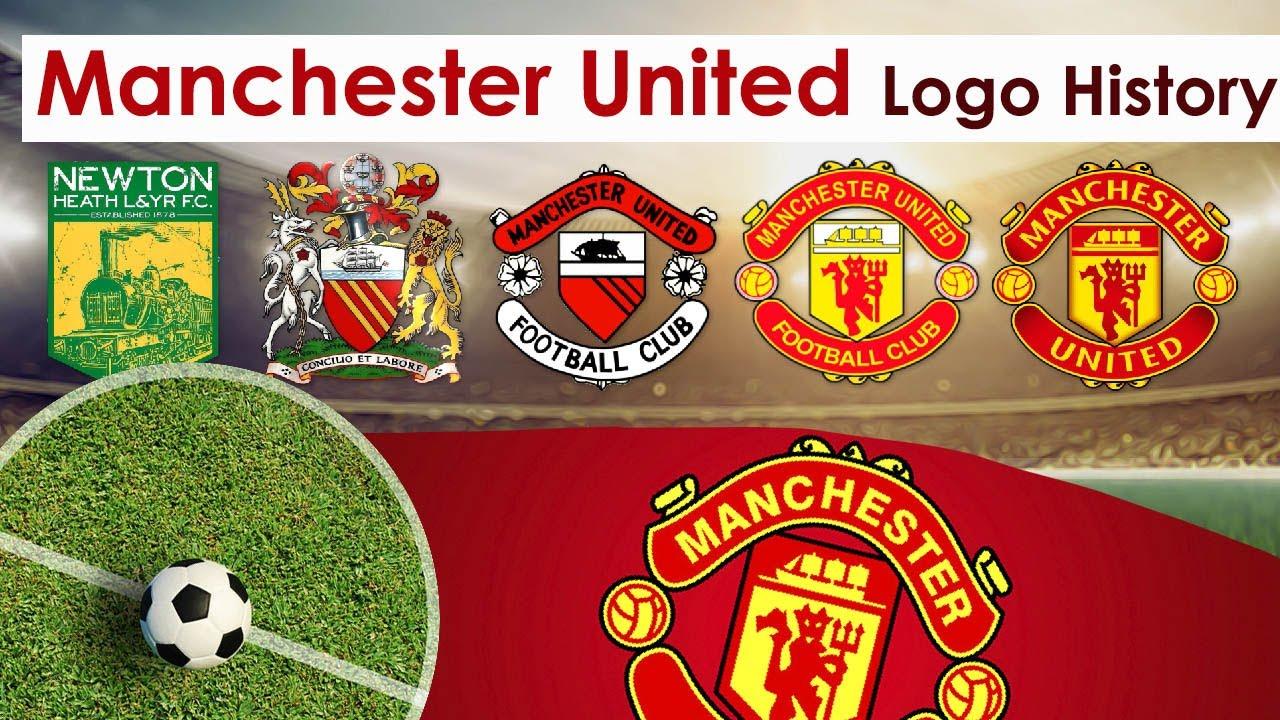 Manchester United Logo History Youtube