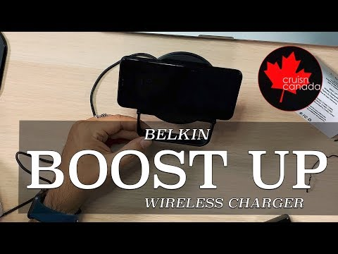 Belkin BOOST UP CHARGE Wireless Charging Stand   My New Favourite Charger?