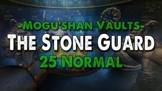 Method vs The Stone Guard (25 Normal)