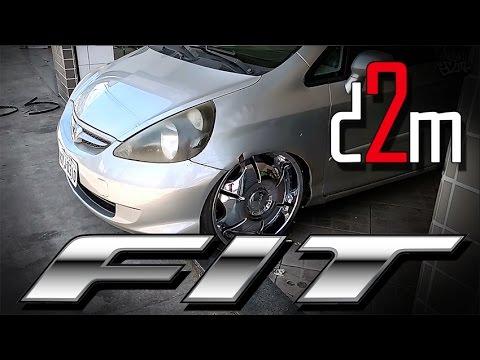 Honda Fit Dub = Canal D2M