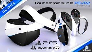 PS5 PlayStation VR 2 : Tout savoir sur le PSVR 2 de SONY à venir