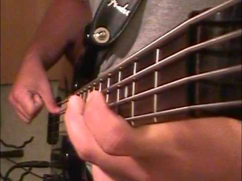 American Life Bass Cover