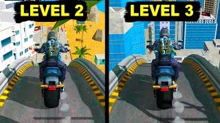 Bike Jump (by BoomBit Games) Gameplay Walkthrough 2 to 3 Level (Android)