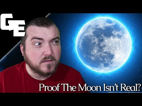 RichieFromBoston Thinks This Proves The Moon Doesn't Exist... || Flat Earth Friday thumbnail