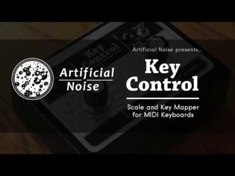 Key Control - MIDI Mapping for Key and Scale by Artificial Noise