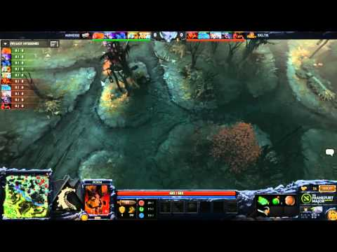 Mineski vs Sig.Trust - Game 2 - Frankfurt Major Hub - Winter, Merlini