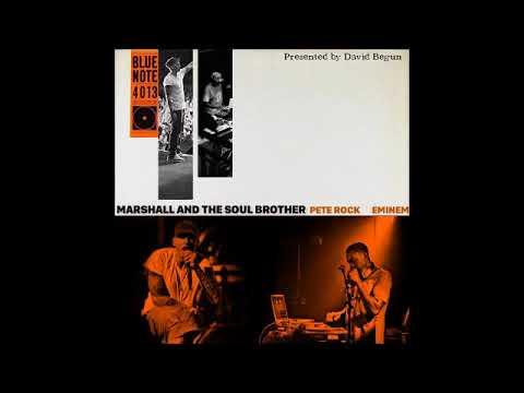Eminem x Pete Rock - Marshall and the Soul Brother (Full Album) || David Begun