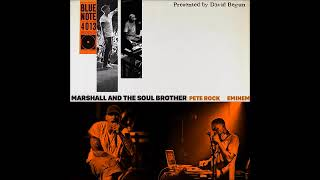 Eminem x Pete Rock - Marshall and the Soul Brother (Full Album) || David Begun