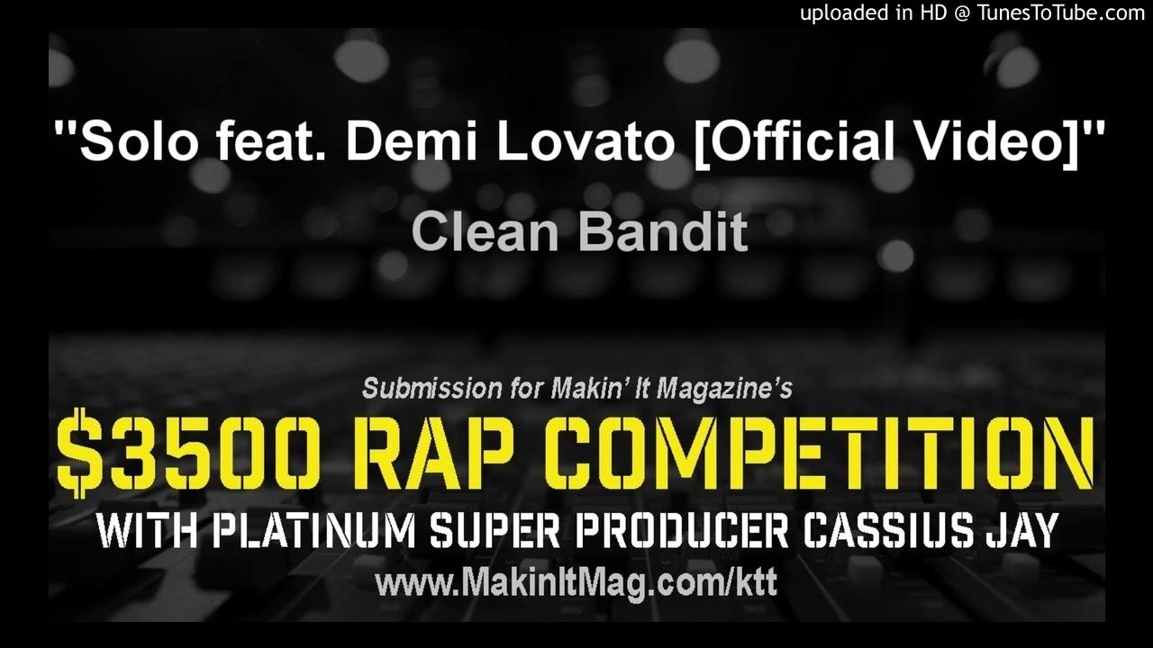 Download Clean Bandit - Solo feat. Demi Lovato [Official audio]