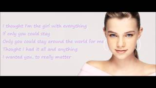 Indiana Evans - If You Could Stay (Lyrics) Full Song