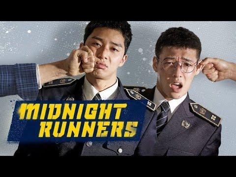 สปอยหนังเกาหลี   ปาร์คซอจุน  [Midnight Runners]เที่ยงคืนนี้ต้องวิ่ง