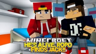 Minecraft Adventure - HE'S ALIVE, ROPO FINDS JACK!!