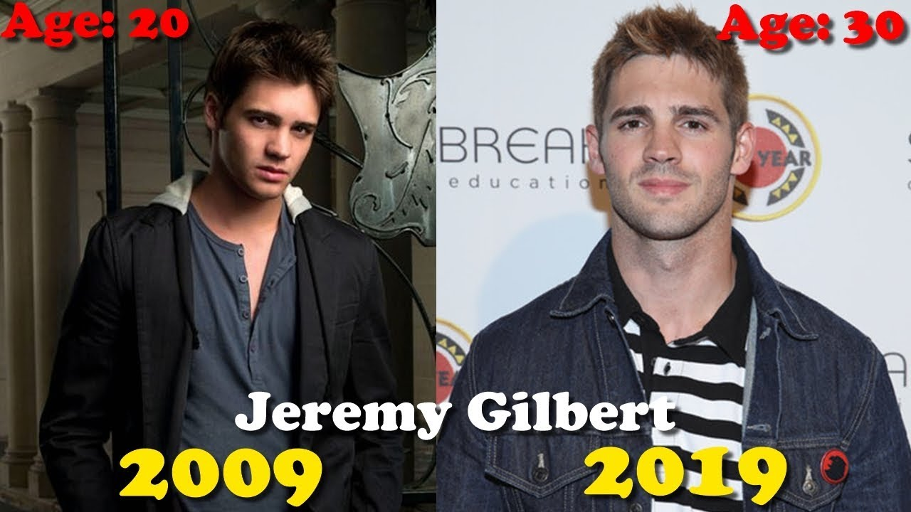 The Vampire Diaries Then And Now With 40 Actors 2019 Youtube