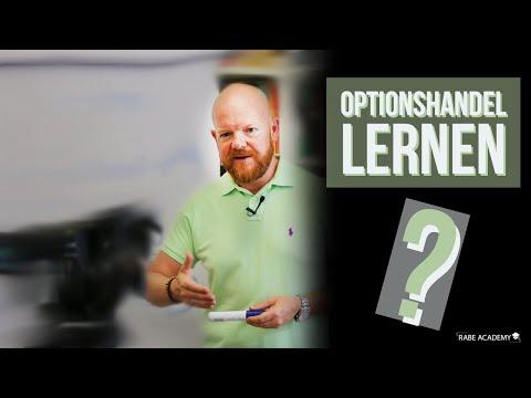 Lohnt es sich Optionshandel zu lernen?