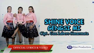 Lagu Batak Terbaru 2020 - Gengsi Mi - Shine Voice (Lirik)