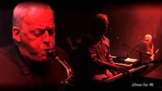 Red Sky At Night - David Gilmour - Live In Gdansk - HD
