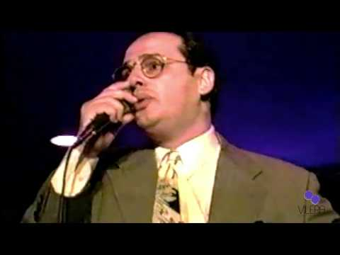 Johnny Rivera Live At Latin Quarter NY City 1999 | Robert Vilera on Timbales
