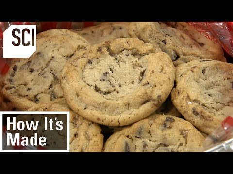 How It's Made: Chocolate Chip Cookies