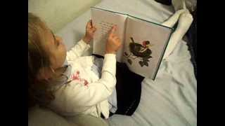 4-year-old Russian girl speaks and reads 7 languages