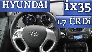 Hyundai ix35 2013 1.7 CRDi 115KM Style смотреть