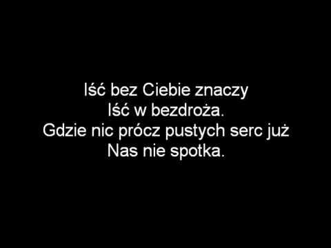 Sylwia Grzeszczak Feat Mateusz Ziolko Bezdroza Tekst 2016 Youtube